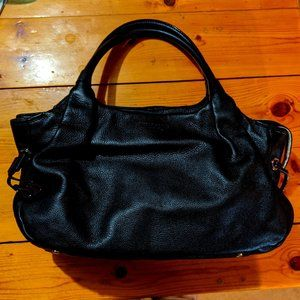 Kate Spade NYC - Black Leather Purse - NEW!